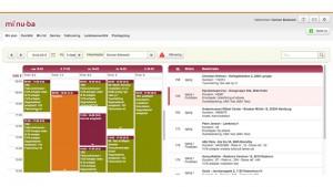 Kalender og planlægning i online ordre- og sagsstyring