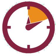 illustration af et ur
