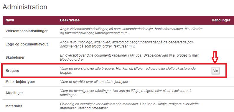 7c10adff9 Hvordan redigerer jeg i brugerinformationer? - Minuba