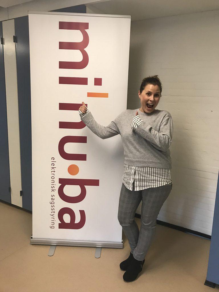 Cecilie Hummel Andersen ny medarbejder i Minuba
