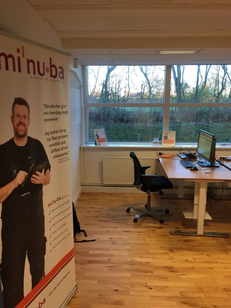 Nyt Minuba kontor i Århus