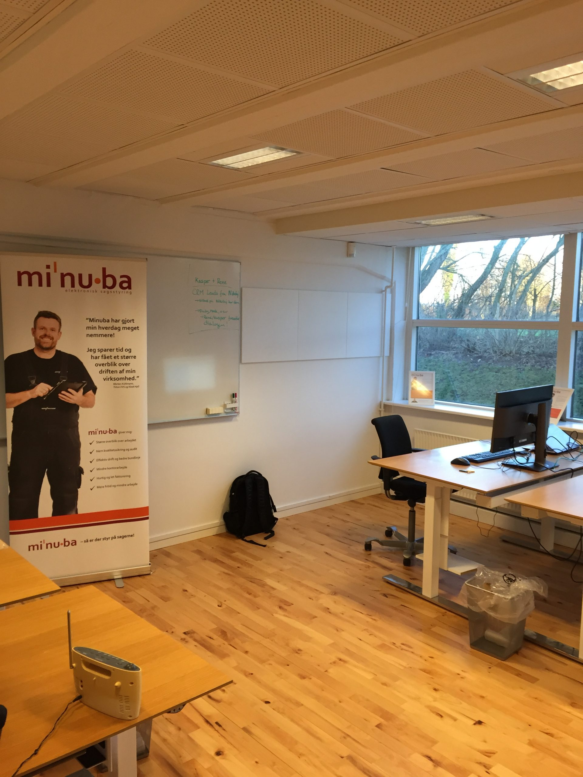 Nyt kontor i Århus
