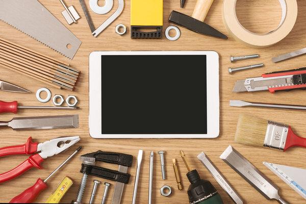 Digitale værktøj med minuba