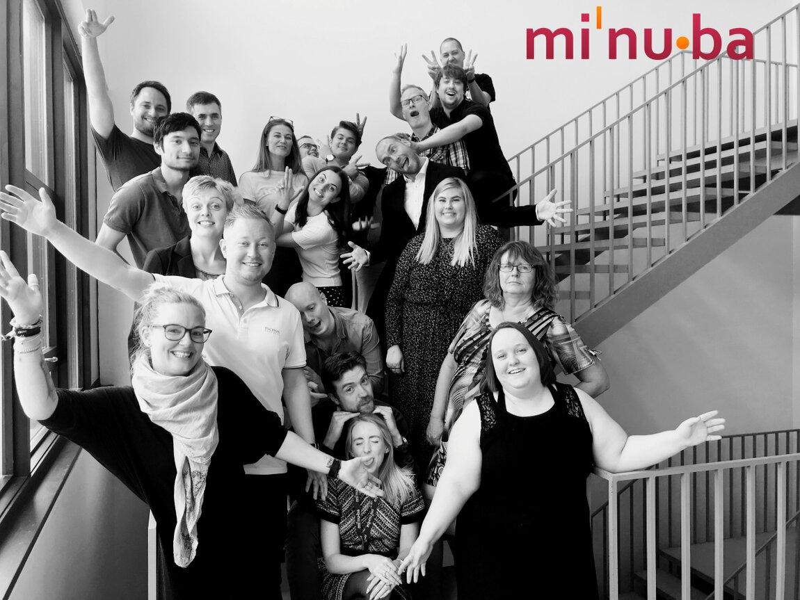 Rigtig god sommer fra Team Minuba