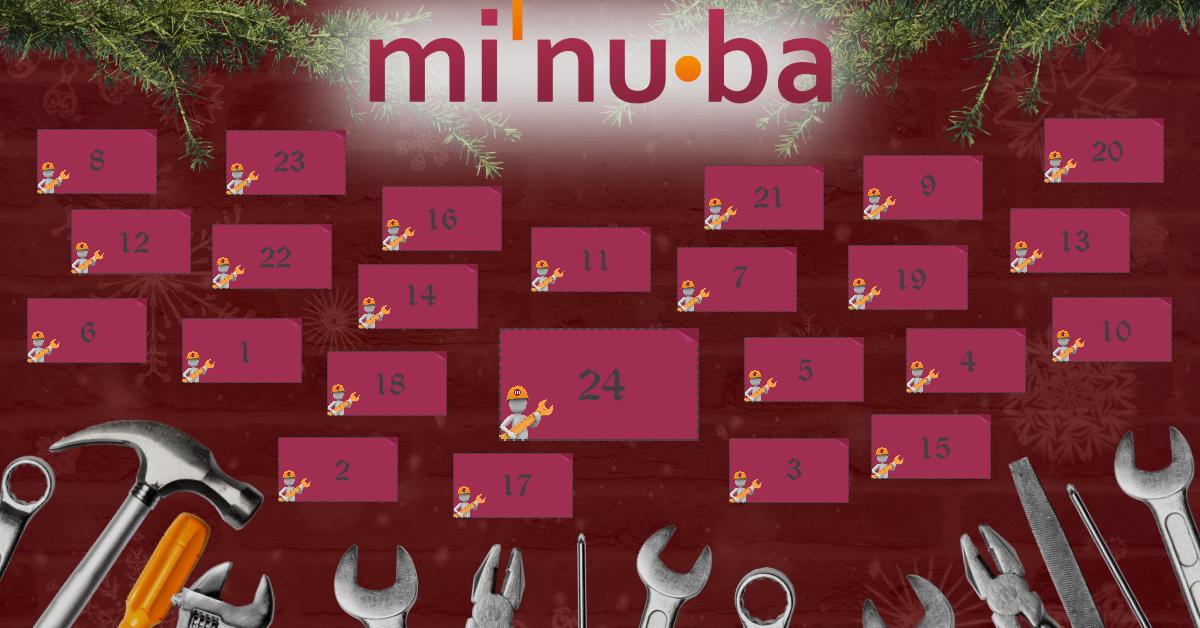 julekalender i Minuba