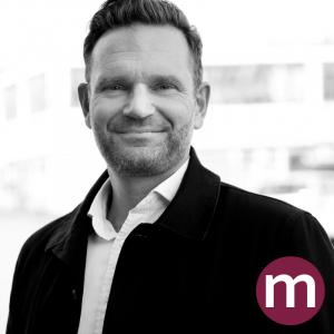 Minubas adm. direktør Casper Hassø Nielsen