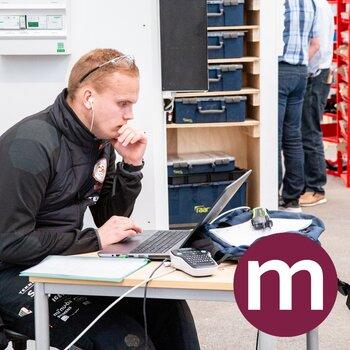 Minuba bruges til DM i Skills