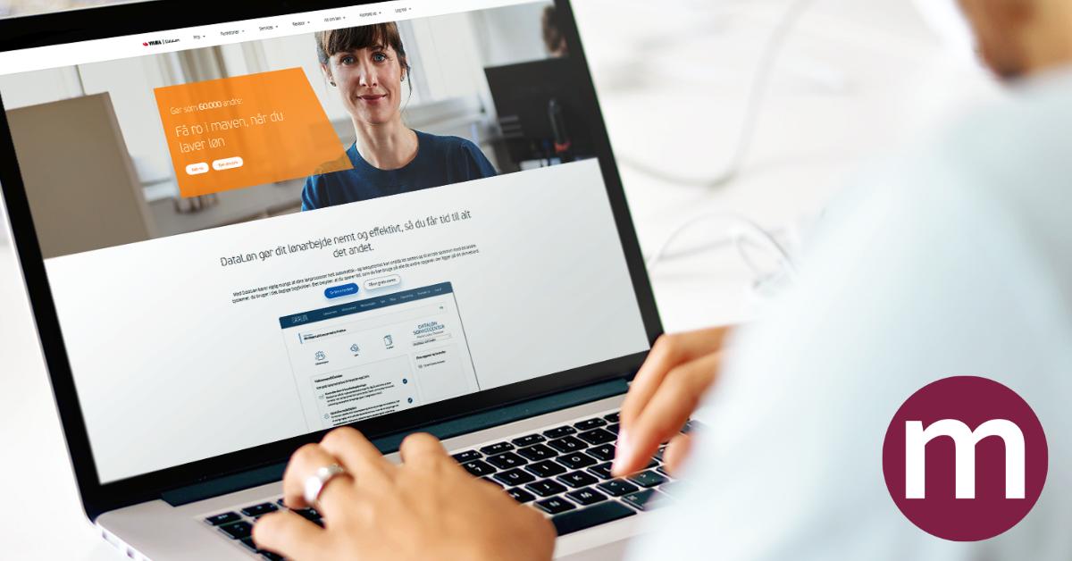 Lønadministration med Minuba og DataLøn er nemt for dig