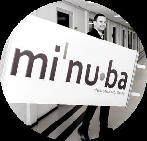 Om Minubas historie