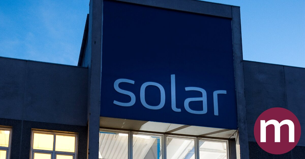 Tilføj Solar som grossist i Minuba