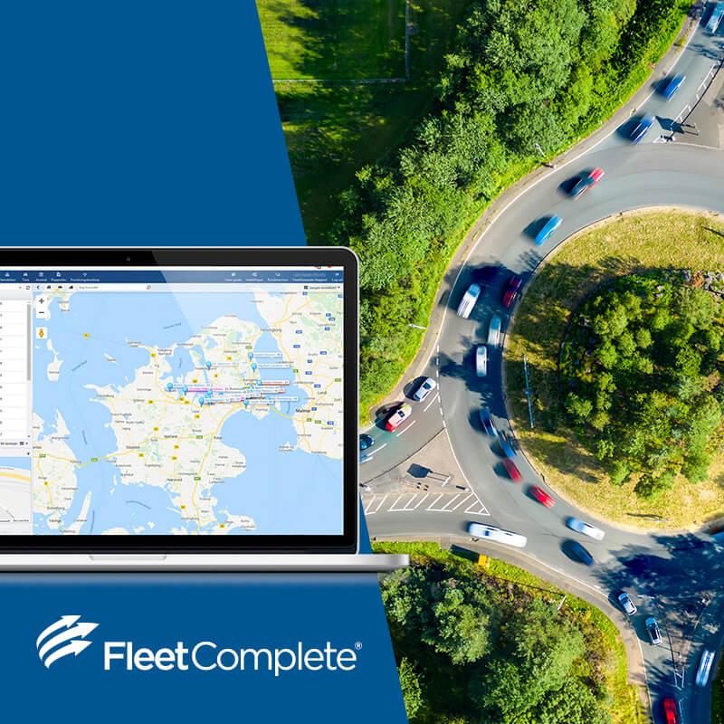 Få styr på din kørsel med Fleet Complete