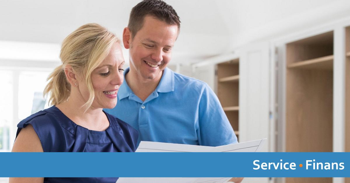 Hjælp dine kunder med finansiering med Service Finans