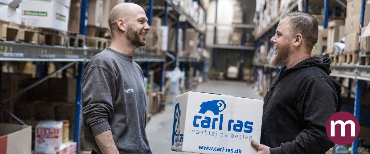 Carl Ras gør det nemt for dig